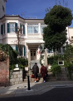 グラシアニ玄関.JPG