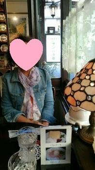 喫茶サンパウロ窓際.JPG