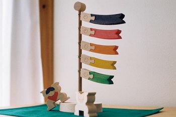 小黒三郎組み木の五月人形.jpg