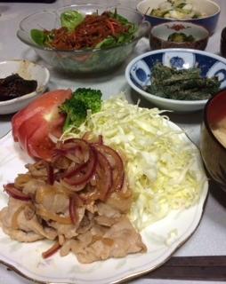 豚肉のさっぱり炒め.JPG