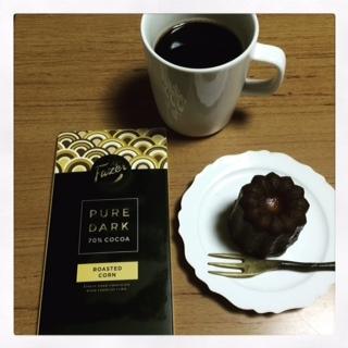フィンランドのチョコレート&カヌレ.JPG